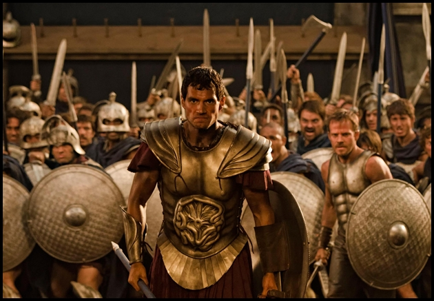 Immortals (movie)