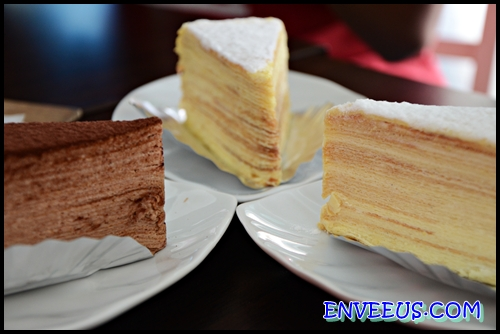 Mille Crepe @ Food Foundry