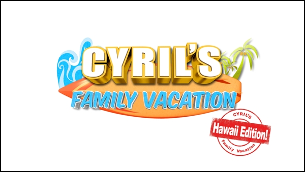 Cyril's Family Vacation