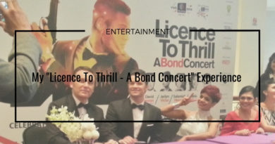 Licence To Thrill : A Bond Concert