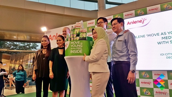 Anlene Movemax Launch