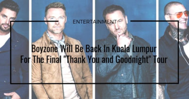 "Boyzone ""Thank You and Goodnight Farewell"""