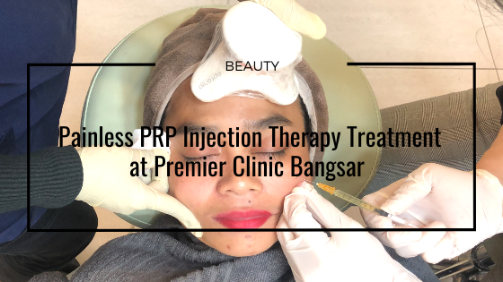 Premier Clinic Bangsar PRP Injection Therapy